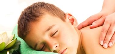 Massage Studio hellevoetsluis Massage voor Kinderen